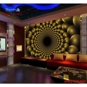 Tranh 3D phòng Karaoke KRK23