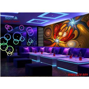 Tranh 3D phòng Karaoke KRK27