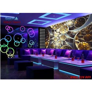 Tranh 3D phòng Karaoke KRK28