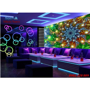 Tranh 3D phòng Karaoke KRK29