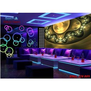 Tranh 3D phòng Karaoke KRK31