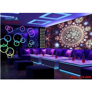 Tranh 3D phòng Karaoke KRK32
