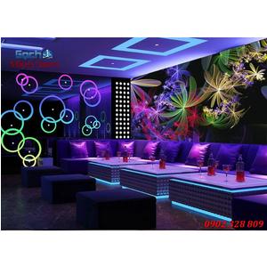 Tranh 3D phòng Karaoke KRK51