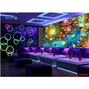 Tranh 3D phòng Karaoke KRK56