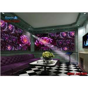 Tranh 3D phòng Karaoke KRK68