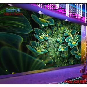 Tranh dán tường phòng Karaoke KOK52