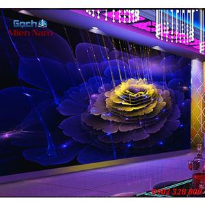 Tranh dán tường phòng Karaoke KOK53
