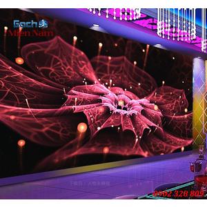 Tranh dán tường phòng Karaoke KOK54