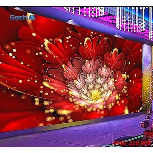 Tranh dán tường phòng Karaoke KOK83
