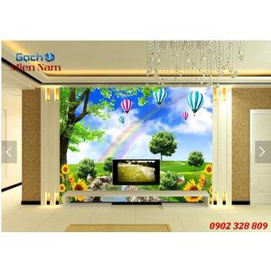 Tranh gạch 3d Hoa Hướng Dương HHD59