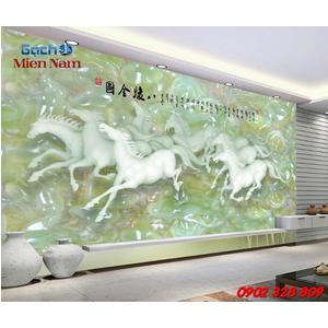 Tranh Gạch 3d Mã Đáo Thành Công CNM36