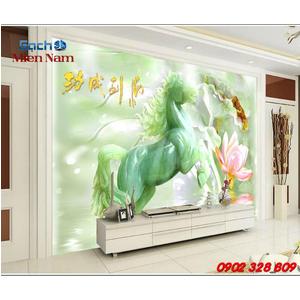 Tranh Gạch 3d Mã Đáo Thành Công CNM40