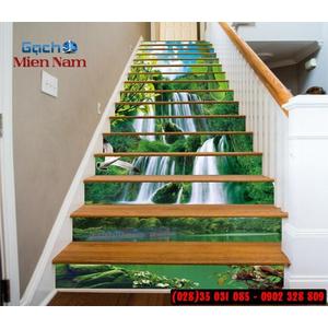 Tranh gạch 3d ốp bậc cầu thang BCT88