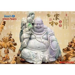 Tranh Gạch 3D Phật Di Lặc PDL55