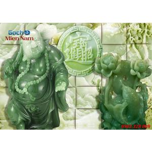 Tranh Gạch 3D Phật Di Lặc PDL56