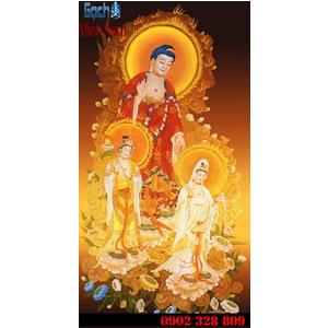 Tranh gạch men Hình Phật HPM25