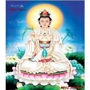 Tranh gạch men Hình Phật HPM26