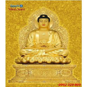 Tranh gạch men Hình Phật HPM35