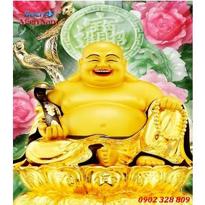 Tranh gạch men Hình Phật HPM36