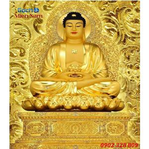Tranh gạch men Hình Phật HPM37