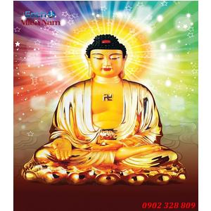 Tranh gạch men Hình Phật HPM42