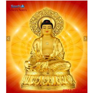 Tranh gạch men Hình Phật HPM44