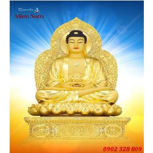 Tranh gạch men Hình Phật HPM52