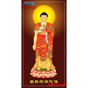 Tranh gạch men Hình Phật HPM57