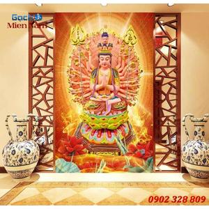Tranh Phật Chuẩn Đề HPM173