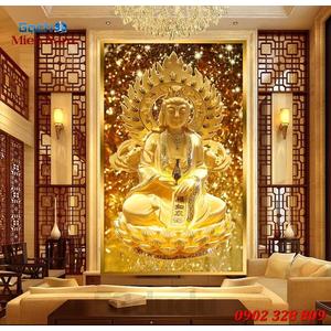 Tranh Phật Chuẩn Đề HPM183