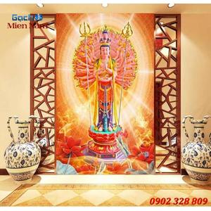 Tranh Phật Chuẩn Đề HPM184