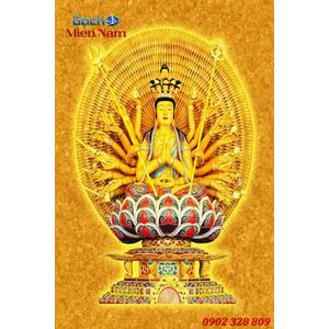 Tranh Phật Chuẩn Đề HPM344