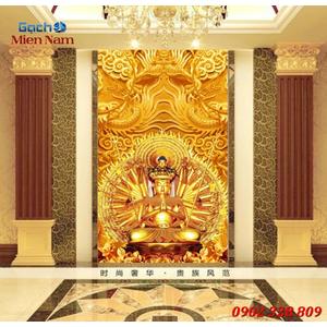 Tranh Phật Chuẩn Đề HPM373