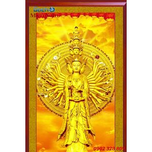 Tranh Phật Chuẩn Đề HPM401