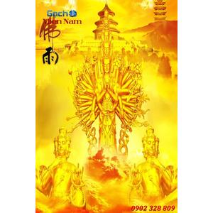 Tranh Phật Chuẩn Đề HPM452