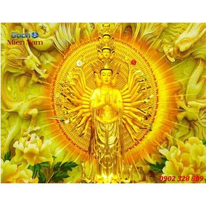 Tranh Phật Chuẩn Đề HPM520