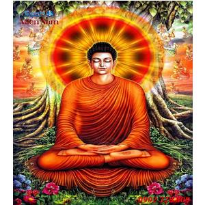 Tranh Phật Thich Ca Mau Ni HP13