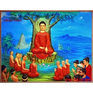 Tranh Phật Thich Ca Mau Ni HP15