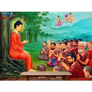 Tranh Phật Thich Ca Mau Ni HP17