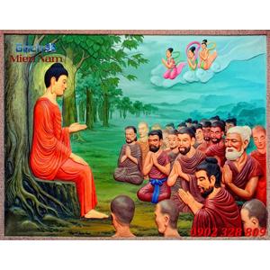 Tranh Phật Thich Ca Mau Ni HP20