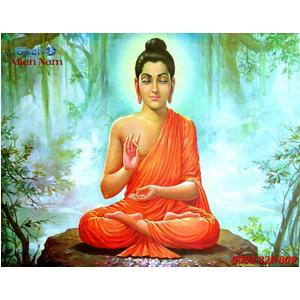Tranh Phật Thich Ca Mau Ni HP346