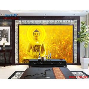 Tranh Phật Thich Ca Mau Ni HP367