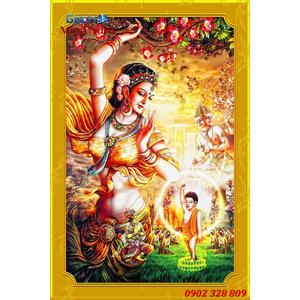 Tranh Phật Thich Ca Mau Ni HP434