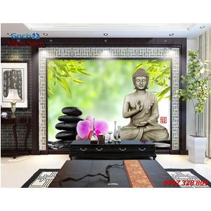 Tranh Phật Thich Ca Mau Ni HP439