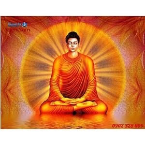 Tranh Phật Thich Ca Mau Ni HP488