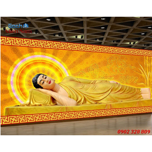 Tranh Phật Thich Ca Mau Ni HP492