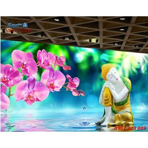 Tranh Phật Thich Ca Mau Ni HP497