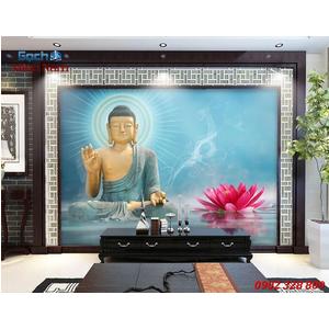 Tranh Phật Thich Ca Mau Ni HP502