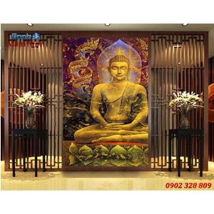 Tranh Phật Thich Ca Mau Ni HP503