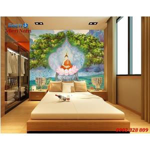 Tranh Phật Thich Ca Mau Ni HP504